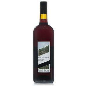 Benoît Dorsaz Clos Follatères Pinot Noir 75cl
